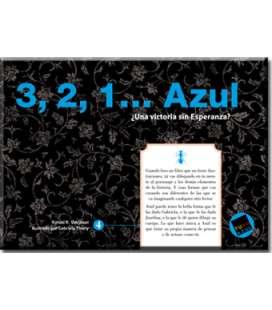 3, 2, 1,...AZUL