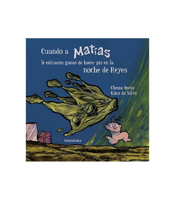 CUANDO A MATIAS LE ENTRARON GANAS DE HACER PIS EN LA NOCHE DE REYES