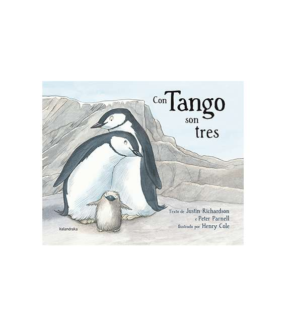 CON TANGO SON TRES