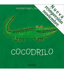 COCODRILO (Colección De la cuna a la luna)