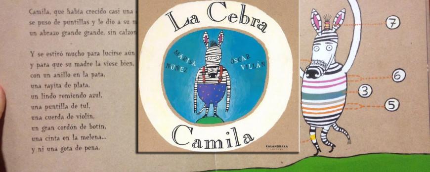 Comentario sobre la Cebra Camila